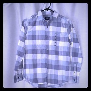 Children's Place Button Down Long Sleeved Shirt